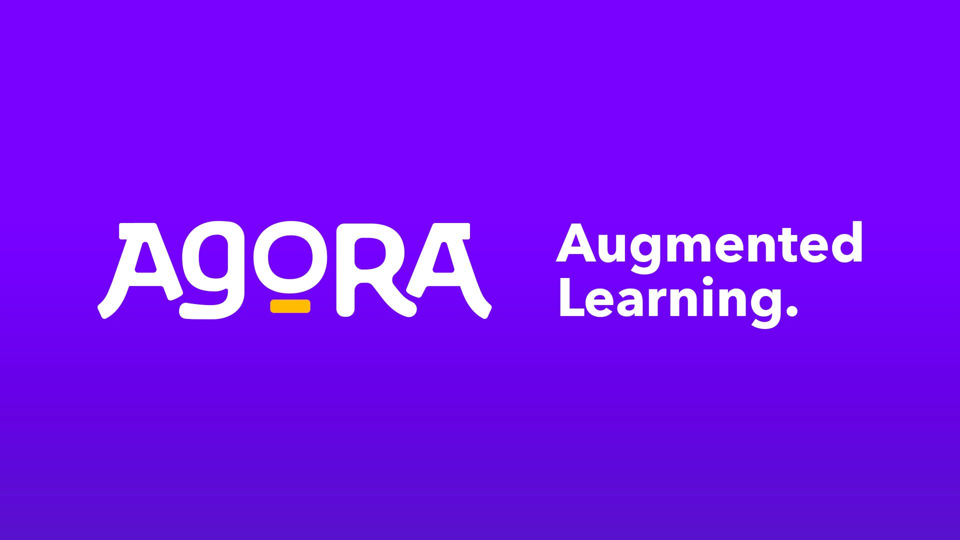 Learning with AR: Agora